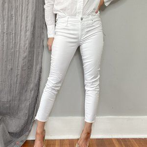 ARTICLES OF SOCIETY Super soft Crop jean white 610